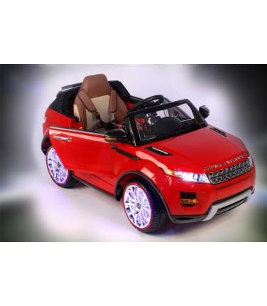 Электромобиль Range Rover A 111AA VIP Red | Купить, цена, отзывы
