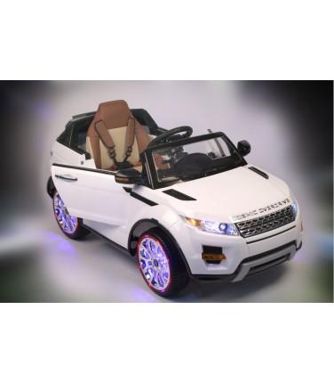Электромобиль Range Rover A 111AA VIP White | Купить, цена, отзывы