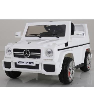 Электромобиль Mercedes-Benz G-65 White | Купить, цена, отзывы