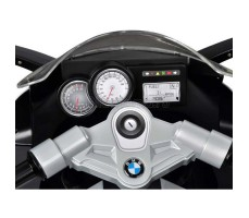 Электробайк BMW 283 White приборная панель