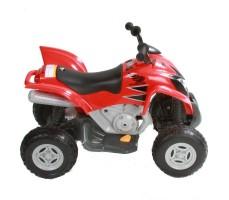 Электроквадроцикл W420 Red вид сбоку