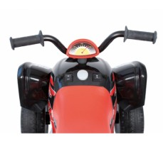 Электроквадроцикл W420 Red руль