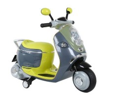 Электроскутер MINI SCOOTER W388 Yellow