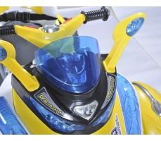 Электроквадроцикл С002СР Yellow