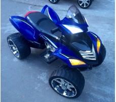 Электроквадроцикл Е005КХ Blue