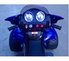 Фото руля электроквадроцикла Е005КХ Blue