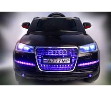 Электромобиль Audi A777MP Black