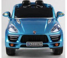 Электромобиль Porsche Macan A555MP Blue