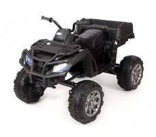 Электроквадроцикл Grizzly Next BARTY Т009МР Black