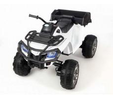 Электроквадроцикл Grizzly Next BARTY Т009МР White