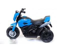 фото Детский электромотоцикл TOYLAND Minimoto CH 8819 Blue