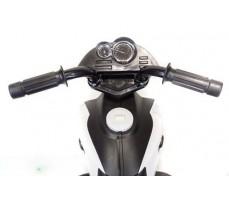 фото Детский электромотоцикл TOYLAND Minimoto CH 8819 White