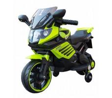 Детский электромотоцикл TOYLAND Minimoto LQ 158 Green