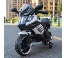 Детский электромотоцикл TOYLAND Minimoto LQ 158 White