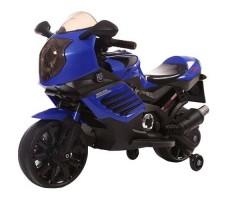 Детский электромотоцикл TOYLAND Moto Sport LQ168 Blue