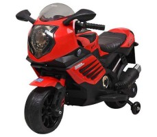Детский электромотоцикл TOYLAND Moto Sport LQ168 Red
