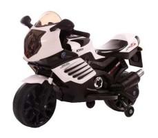 Детский электромотоцикл TOYLAND Moto Sport LQ168 White