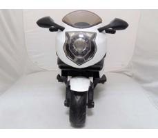 фото Детский электромотоцикл TOYLAND Moto Sport LQ168 White