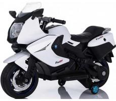 фото Детский электромотоцикл TOYLAND Moto XMX 316 White