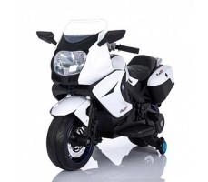 Детский электромотоцикл TOYLAND Moto XMX 316 White