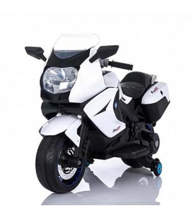 Детский электромотоцикл TOYLAND Moto XMX 316 White | Купить, цена, отзывы