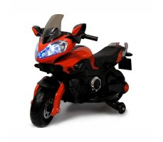 Детский электромотоцикл MOTO E222KX Red