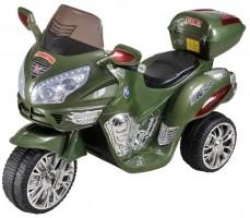 Электромотоцикл МОТО HJ 9888 Green