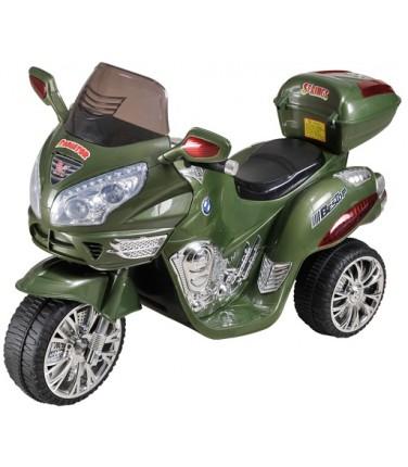 Электромотоцикл МОТО HJ 9888 Green | Купить, цена, отзывы