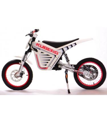 Электромотоцикл Kuberg Cross | Купить, цена, отзывы