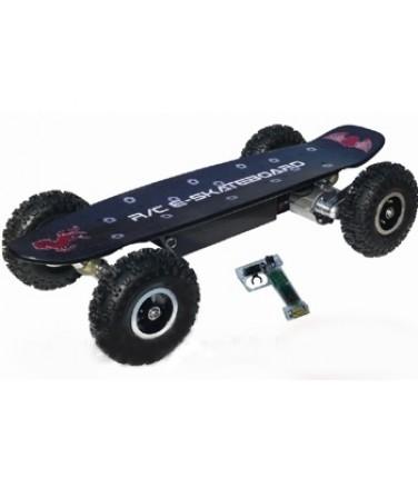 Электроскейт Extreme 800 черный | Купить, цена, отзывы
