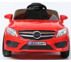 Электромобиль Mercedes A333MP Red