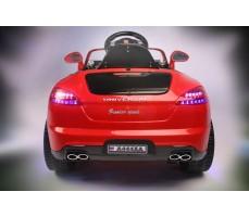 Электромобиль Porsche A444AA Red