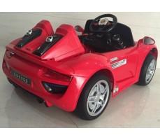 Электромобиль PORSCHE O003OO Red