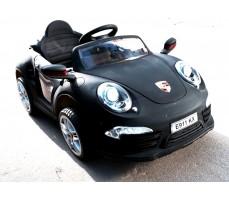 Электромобиль Porshe E911KX VIP Black