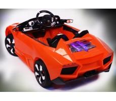 Электромобиль Lambo LS-518 Orange