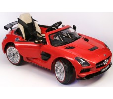 Электромобиль Mercedes-Benz SLS A333AA Vip Red
