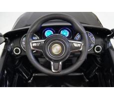 Электромобиль Audi O009OO Black руль