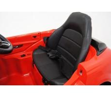Электромобиль Audi O009OO Red сиденье