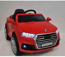 Электромобиль Audi O009OO Red