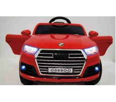 Электромобиль Audi O009OO Red вид спереди