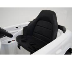 Электромобиль Audi O009OO White сиденье