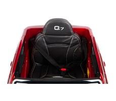 фото сидения электромобиля Barty Audi Q7 Quattro LUX Red