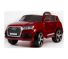 Электромобиль Barty Audi Q7 Quattro LUX Red