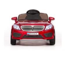 фото электромобиля Barty Б555ОС BMW Red спереди