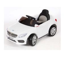 фото электромобиля Barty Б555ОС BMW White сверху