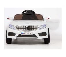 фото электромобиля Barty Б555ОС BMW White спереди