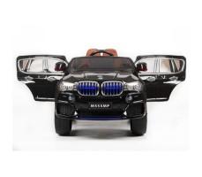 фото электромобиля Barty BMW X5 М555МР Black спереди