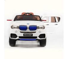 фото электромобиля Barty BMW X5 М555МР White спереди