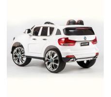 фото электромобиля Barty BMW X5 М555МР White сзади