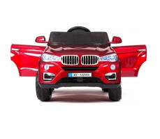 фото электромобиля Barty BMW X5 VIP Red спереди